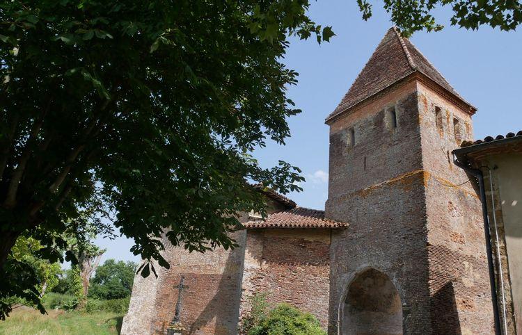 Église Notre-Dame de l'Assomption à Toujouse