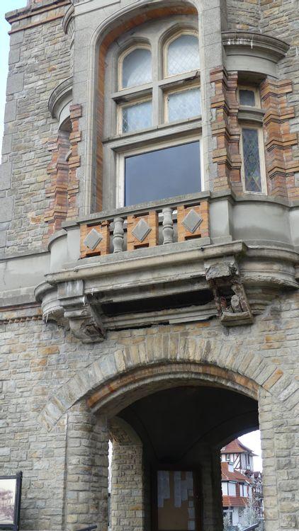 détails balcon