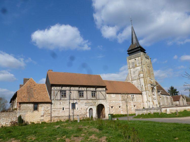 L'église Notre-Dame du Mesnil-Jourdain