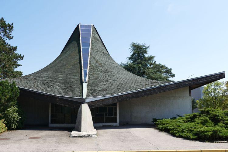 Chapelle Notre-Dame de l'Espérance du CHRU de Nancy