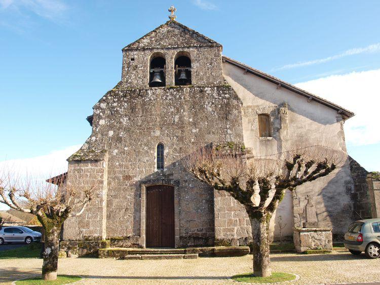 Eglise de Saint-Yrieix-sous-Aixe