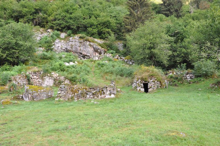 Courtal de Peyre Auselère en Ariège