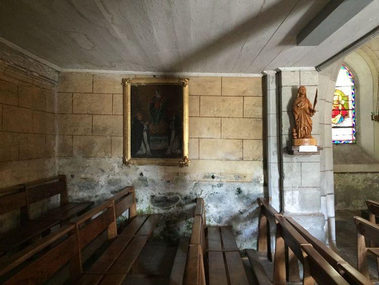 Eglise de Sainte-Anastasie - Neussargues-en-Pinatelle