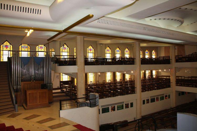 Chapelle Saint-Louis de Gonzague – Franklin
