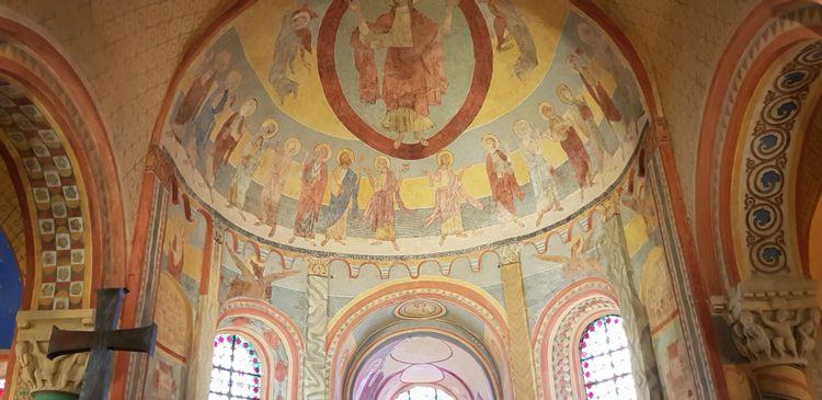 Eglise d'Anzy-le-Duc