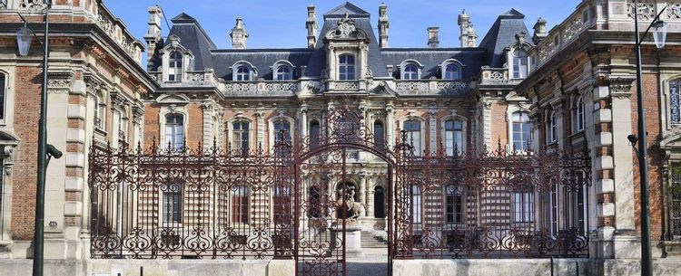 CHÂTEAU PERRIER A EPERNAY