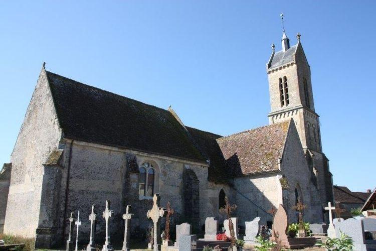 L'église Saint-Germain de Appenai-sous-Bellême