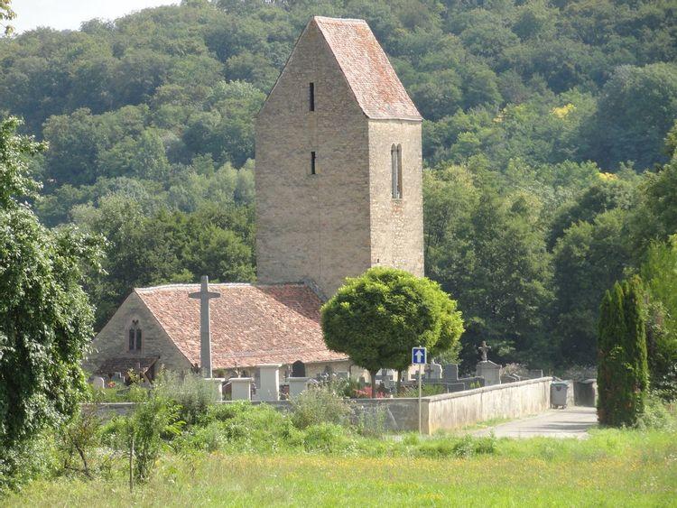 chapelle burnkirch à illfurth