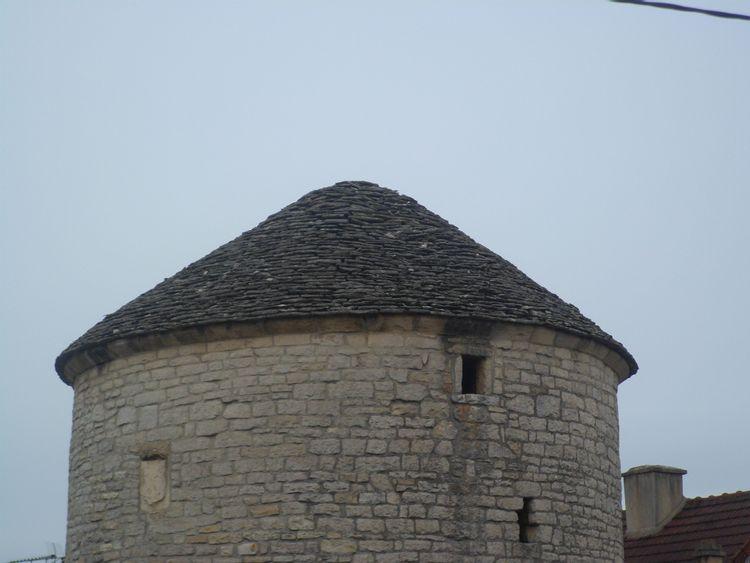 Tour de la Maison Dieu à Laignes