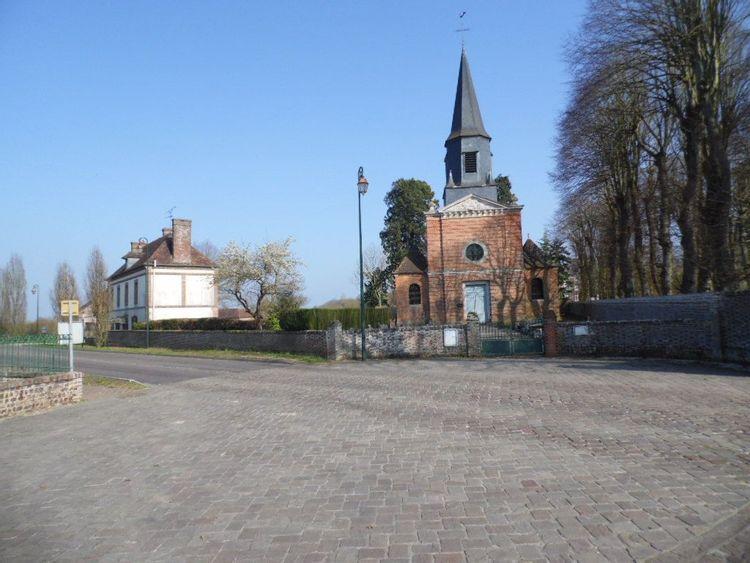L'église Saint-Julien de Bois-Normand-près-Lyre