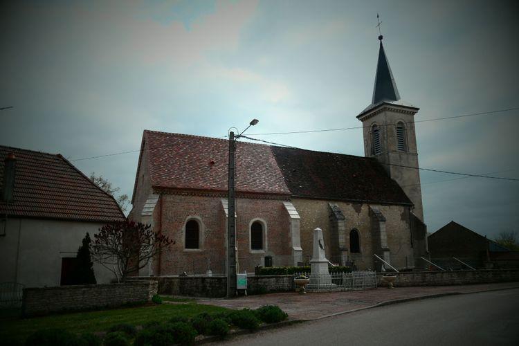 Eglise de Tichey