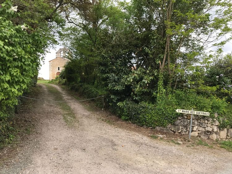 Chemin de la Chapelle