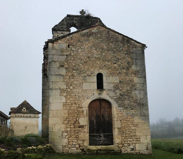 chapelle sainte-marie des gueyrals