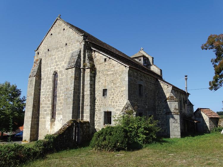 Église Saint-Blaise de Saint-Bard