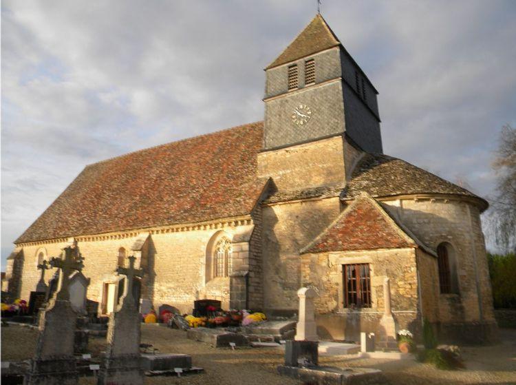 Eglise de Villy-le-Moutier