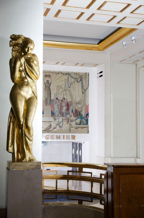 Décors Théâtre de Chaillot