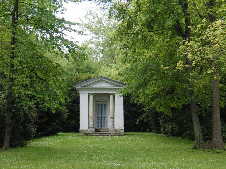 Le temple de David d'Épône