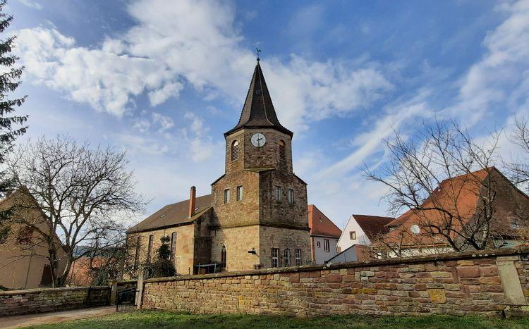 Temple protestant de Mackwiller