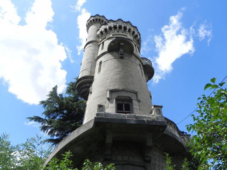 Tour de la Jalousie à Saint-Martin-la-Plaine dans la Loire