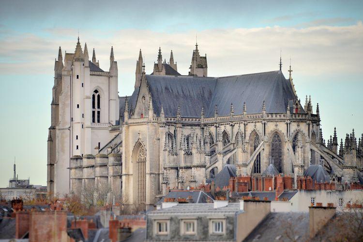 vue d'ensemble de la cathédrale
