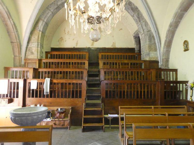 Eglise Saint Laurent de Vigouroux