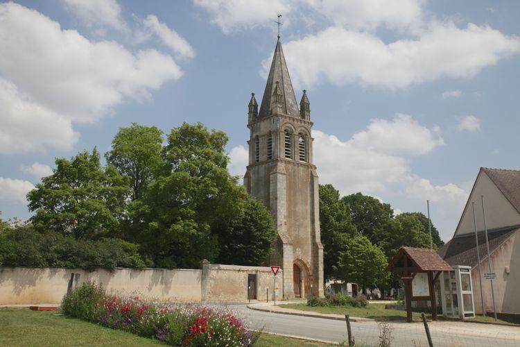 Eglise Notre-Dame du Subdray