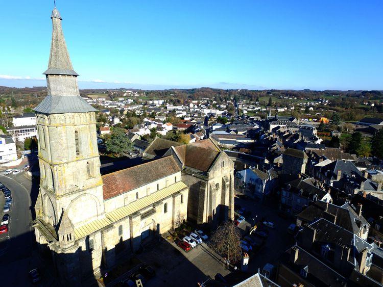 clocher de l'église