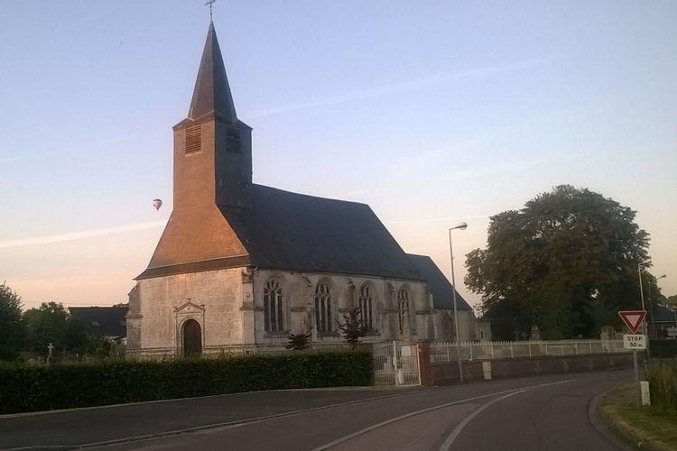 Église Notre-Dame de Vattetot-sous-Beaumont