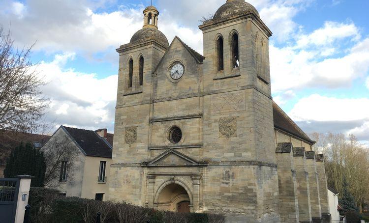 Eglise Saint Germain Saint Clair de Medan