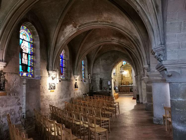 Eglise Saint-Martin à Herblay-sur-Seine