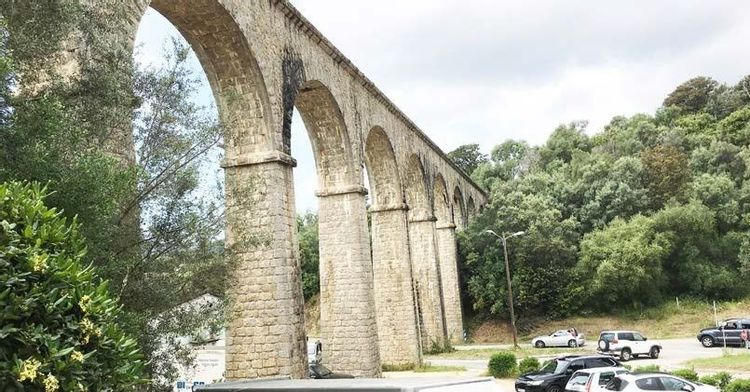 Canal de la Gravona à Ajaccio