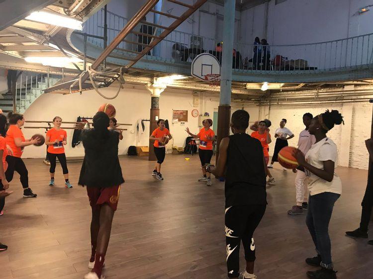 YMCA Paris Challenge Basket