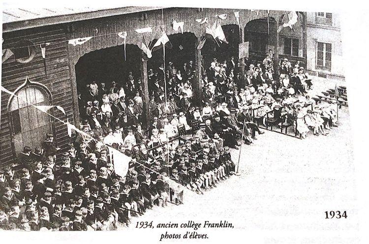 Photo d'élève - Chapelle Saint Louis de Gonzague - Franklin