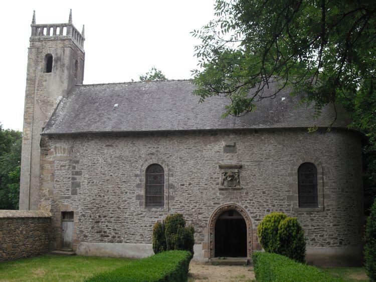 Mobilier de la chapelle de Rosgrand à Rédéné