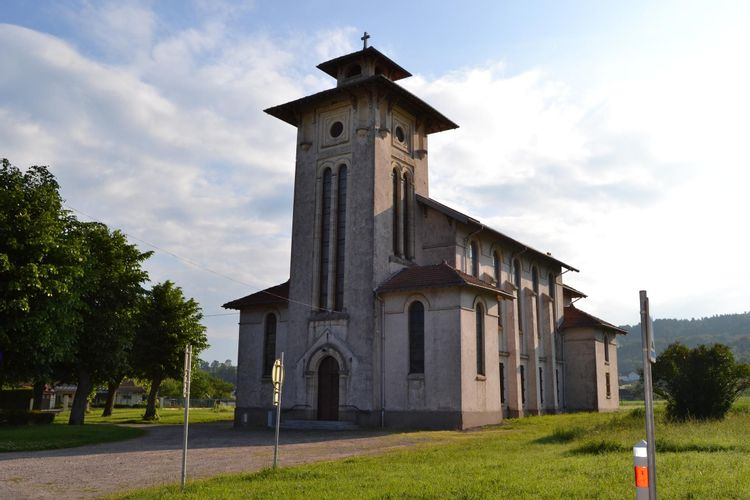 Chapelle Notre-Dame-du-Saint-Rosaire à Granges-Aumontzey dans les Vosges