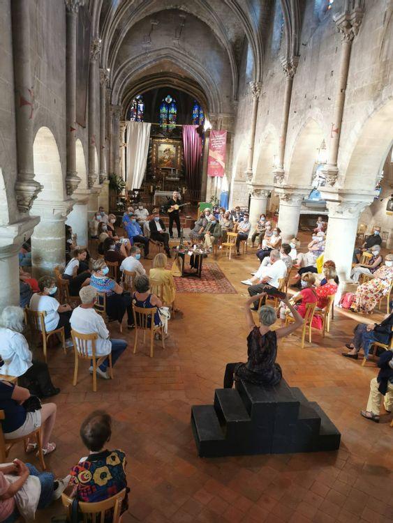 Concert à l'église Saint-Martin à Herblay-sur-Seine