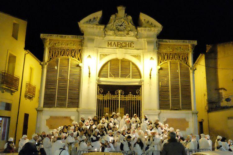 Halles de Poussan