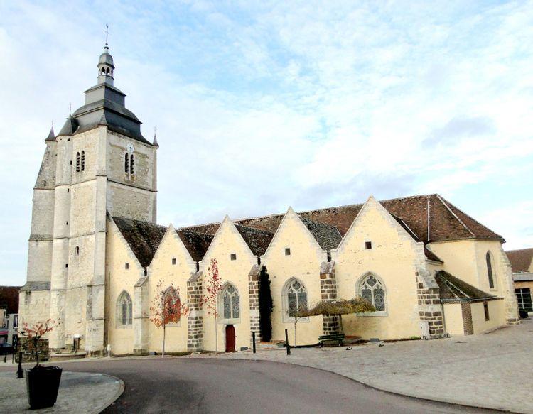 Église de Bretoncelles