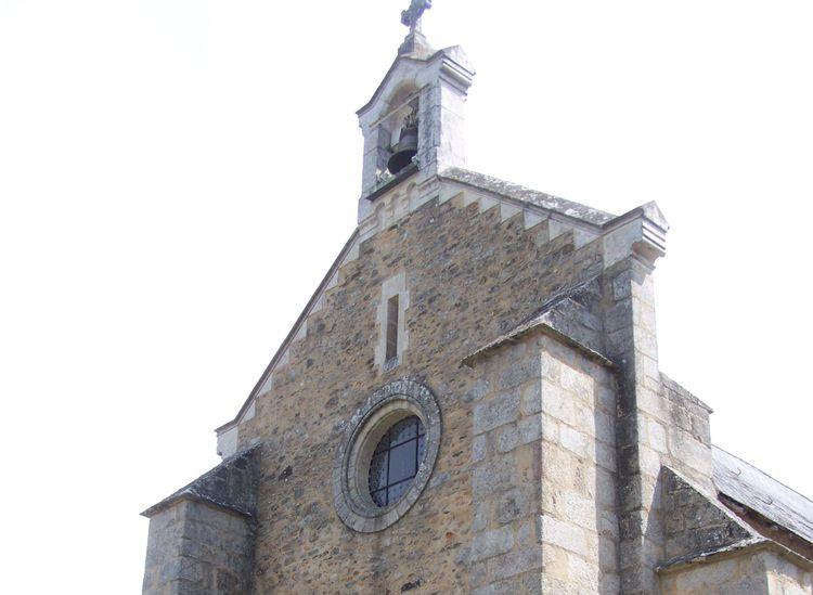 Église Saint-Médard de Saint-Méard