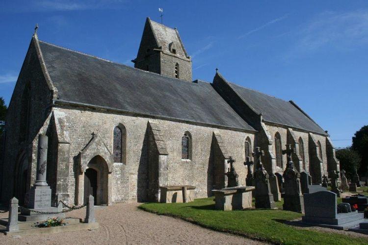 L'église Saint-Clément de Flottemanville
