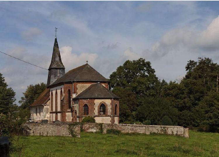 L'église Saint-Paul de Courtonne-les-Deux-Églises