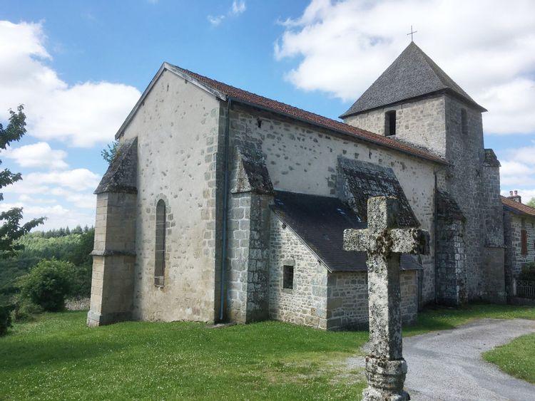 Église de Saint-Pardoux-Morterolles