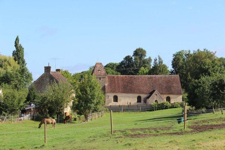 L'église Saint-Gilles de Fougy du Bourg-Saint-Léonard
