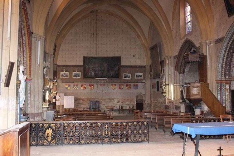 Eglise de Garidech