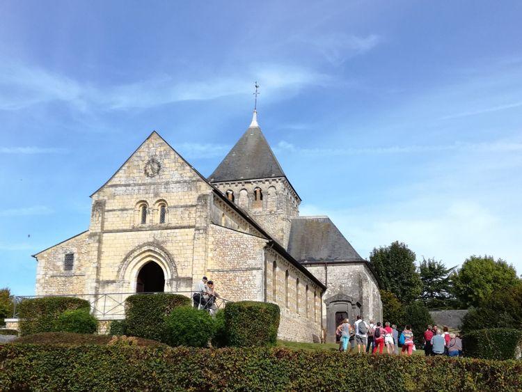 L'église Saint-Germain-l'Auxerrois de Manéglise