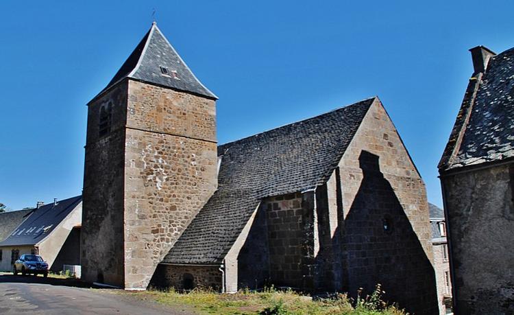 eglise du vernet-sainte-marguerite
