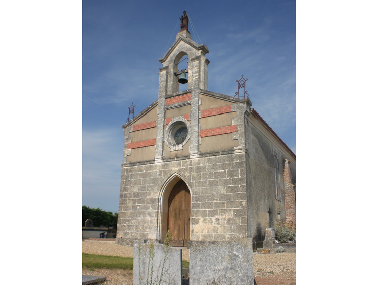 extérieur chapelle