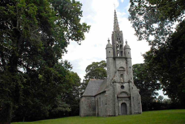 Chapelle Saint-Anne à Fouesnant