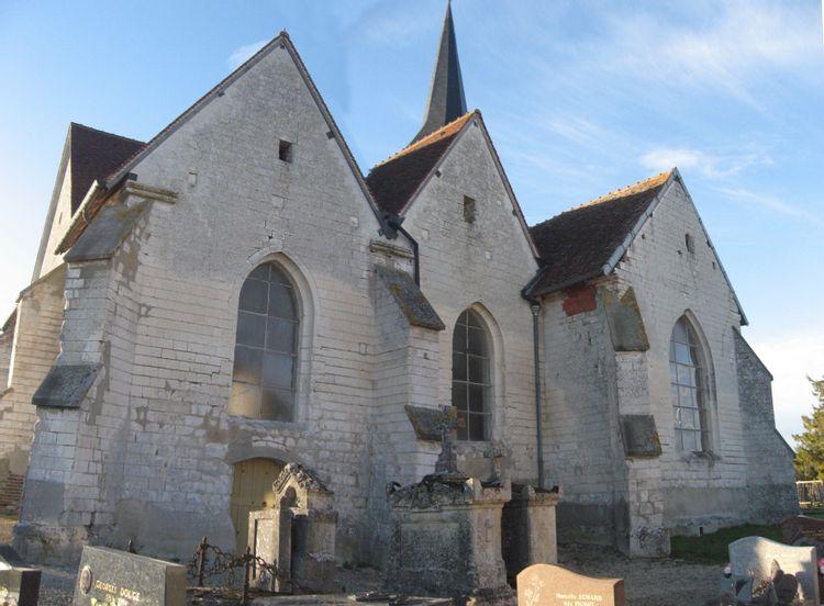 Eglise Saint-Pierre-es-liens de Mesnil Lettre