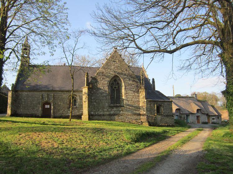 Chapelle Notre-Dame de la Clarté à Guilligomarc'h